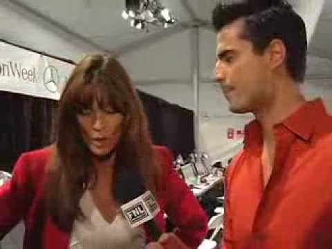 New York Spring 2008 Carol Alt Video