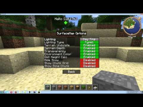 Minecraft 1.5.2 - Rei's Minimap - Installation / Tutorial / Download [GERMAN][HD]