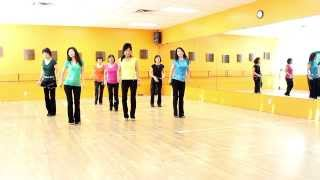 Let Me Be There - Line Dance (Dance & Teach in English & 中文)