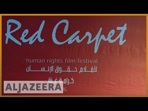 Gaza Festival: Human Rights explored on film