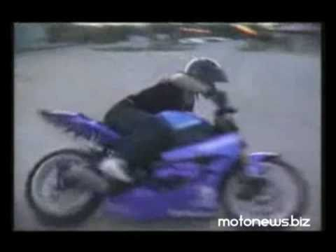 Extreme Moto Drifting Show and sliding 2010