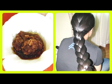 Homemade amla hair oil for super fast hair growth/get thick soft shiny black hair