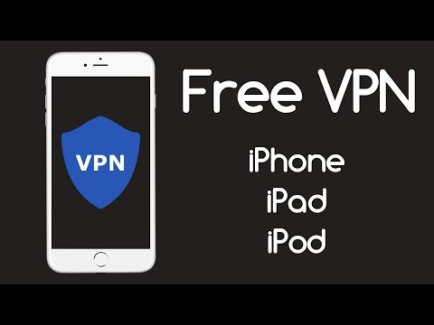 Free Unlimited Lifetime VPN for iPhone. iPad. and iPod Touch (No Jailbreak Required)