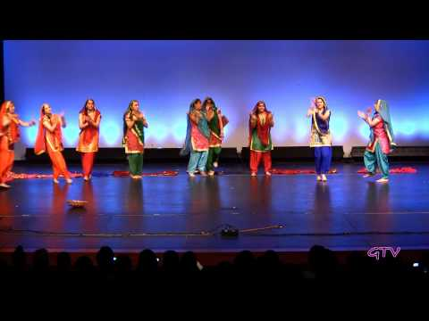 Desi Fusion Giddha  Tor Punjaban Di 2010 video