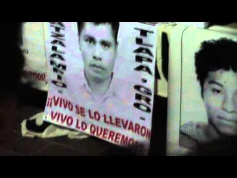 LLEGAN A CELAYA PADRES DE LOS NORMALISTAS DESAPARECIDOS EN AYOTZINAPA