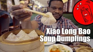The Best Soup Dumpling 🥟 (Xiao Long Bao) Shanghai You Garden - Flushing NYC w/ Clutch1st