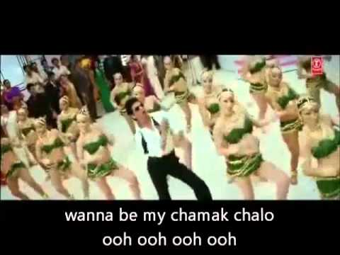 Raone-Chamak challo- official video with lyrics