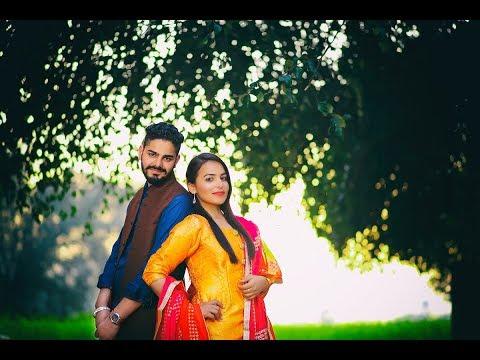New Punjabi Pre- Wedding 2018 || SIMRANJEET & INDERJEET || Jinne Saah Song ||
