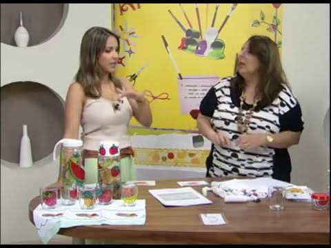 20121202 ADESIVAGEM EM COPOS DE VIDRO E TECIDO 1