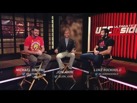 Counterpunch with Michael Bisping and Luke Rockhold