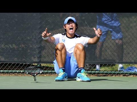 UNC Men's Tennis: ACCT Duke Recap