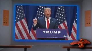 Star Trek Encounters Trump
