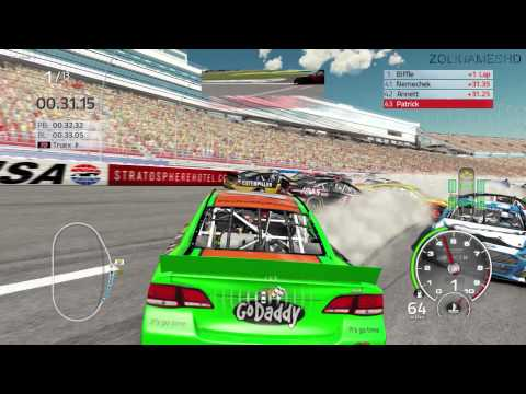 NASCAR Fails, Flips, Accidents, Extreme Crash Compilation Part 2