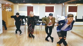 KARD Funny Clip #10 - 'Don't Recall' Key Point of Dance (#DontRecall Feb 16th 00:00 KST)