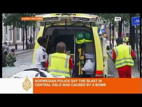 Norwegian Blast on 22/07/2011