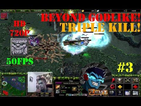 ★DoTa Tiny, Stone Giant - GamePlay | Guide ★ Beyond Godlike! ★ #3