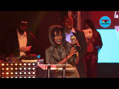 Ebony crowned 'Female Musician of the Year' at 2017 People's Celebrity Awards