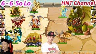 ✔️Leviathan Dragon Rồng Vip Dragon City HNT chơi game Nông Trại Rồng HNT Channel