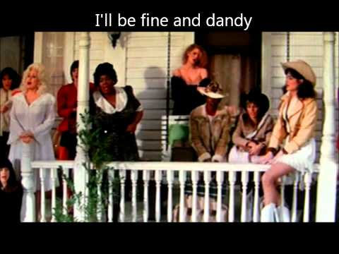 Hard Candy Christmas - Dolly Parton and the ladies w/ lyrics