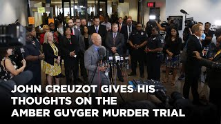 Dallas District Attorney John Creuzot gives his thoughts on the Amber Guyger murder trial