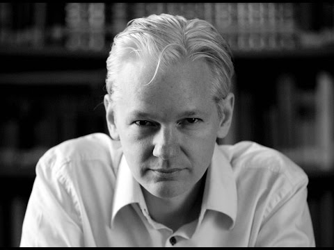Julian Assange - comments on Google, Hillary Clinton & Obama