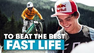Entering a New Level of MTB | Fast Life w/ Kate Courtney & Finn Iles S2E1