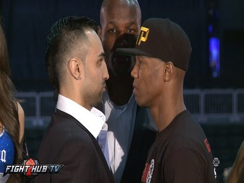 Zab Judah vs  Paulie Malignaggi Press conference highlights HD