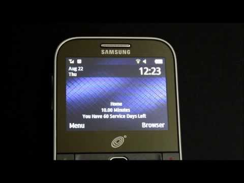 Tracfone Samsung 390G: How to Download Free Games