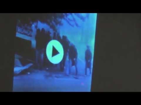 Ciro Esposito - il processo: il video degli attimi degli spari