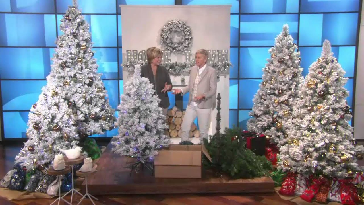 2 Pre Lit Christmas Tree