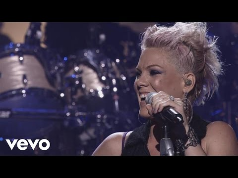P!nk - Try (the Truth About Love - Live From Los Angeles) video