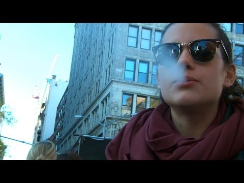 Young Smokers Respond To NYC's 21+ Law