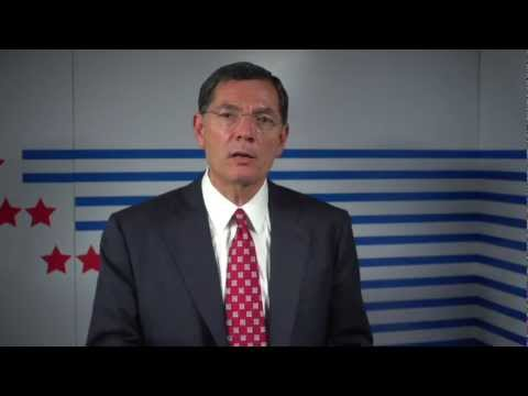 Conversation Room: Senator John Barrasso