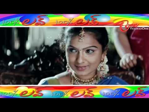 100 Love - Telugu Movie Love Scenes Back To Back