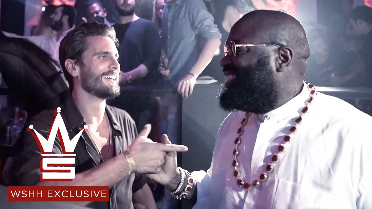 "Rick Ross Welcomes You To His International Lifestyle In This ""Cannes, France"" Vlog (Feat. Scott Disick & Kendall Jenner)"