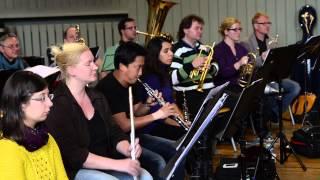Probe des ORSOphilharmonic -  Sibelius 2. Sinfonie