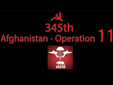 345th SGVAR - HIGHLIGHTS - Afghanistan Operation 11