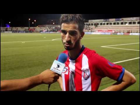 تصريحات لاعبي المغرب التطواني بعد الفوز على اولمبيك خريبكة