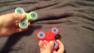 Cool tricks on the most well known tool, the fidget spinner