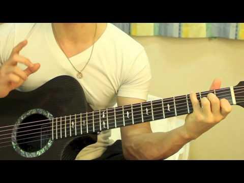 Ordinary Song - Guitar Lesson - Marc Velasco Pt. 2
