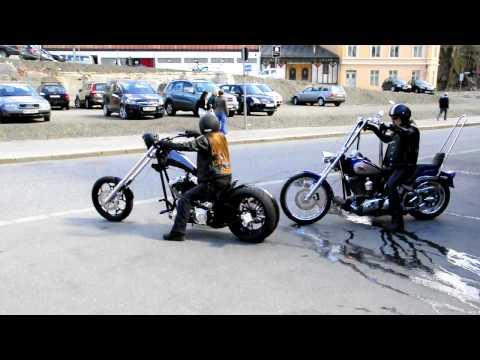 Harley-Davidson Arendal 27th April