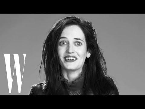 Eva Green Talks Nudity, Her Twin Sister, and Her Crush on Jack Nicholson | Screen Tests | W Magazine thumbnail