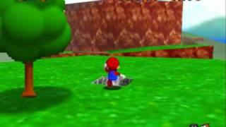 Super Mario 64: nivel 1 estrella 5
