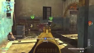 MW3 - PP90M1 M.O.A.B + A 22 Killstreak | All Up In The Spawn (Modern Warfare 3)