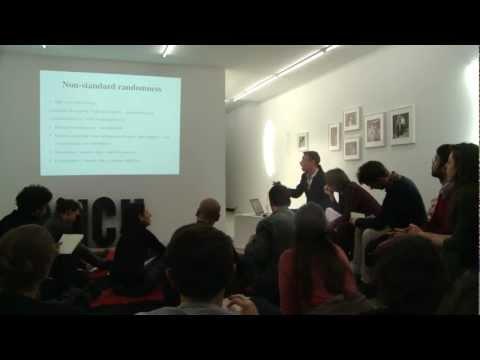 IRREVERSIBLE NOISE - Inigo Wilkins