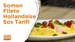 Somon Fileto Hollandaise Sos Tarifi