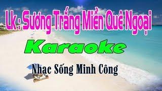 Liên Khúc Nhạc Sống Karaoke Trữ Tình || Toàn Bài Hay Và Dễ Hát ( Nhạc Sống Minh Công )