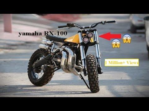 Top10 Modified yamaha rx100