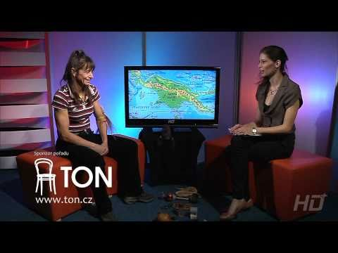 Travel Journal (30) host: Alena Žákovská - Nová Guinea, Brazílie, Amazonie