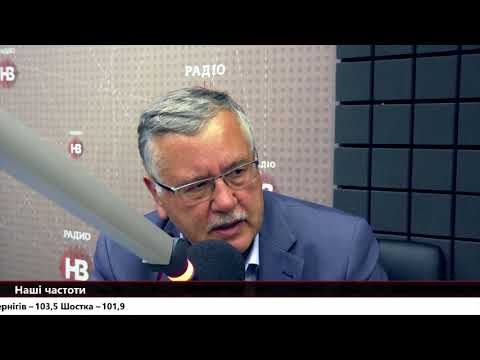 Анатолій Гриценко про участь у президентських виборах, реформи, Порошенка й Тимошенко